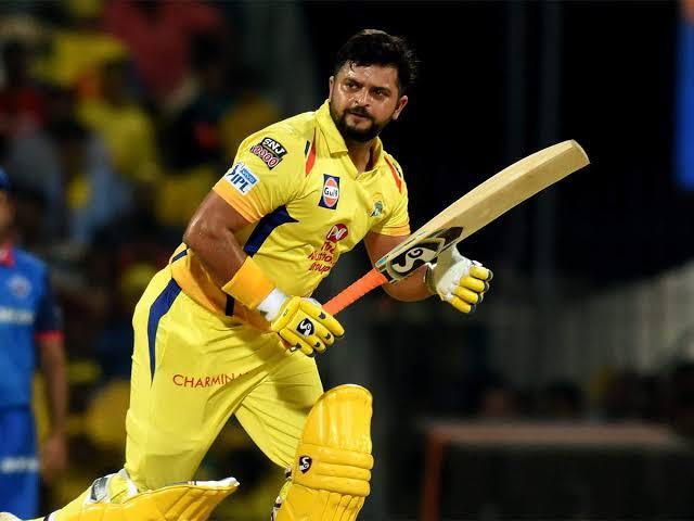 Suresh Raina all set to make the UAE trip for IPL 2021