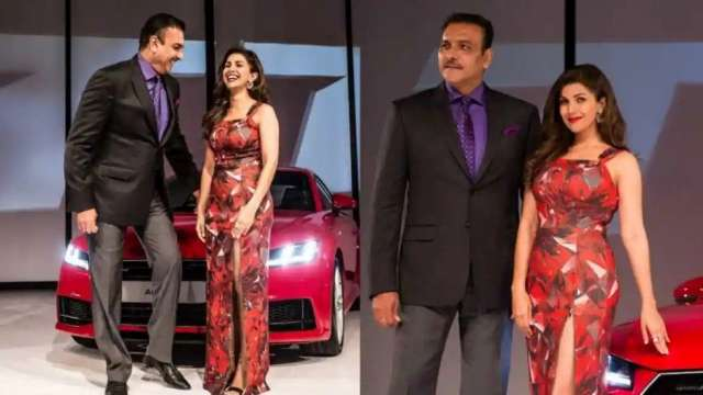 Ravi Shastri's emphatic denial of rumours of his link-up with actress in 2016