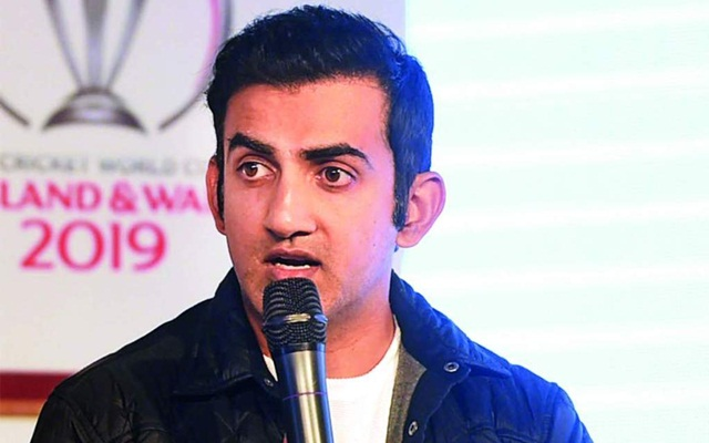 """""""It is the bowlers who win you the Test matches"""" says Gautam Gambhir"""