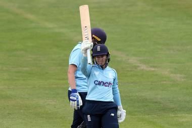 EngW v IndW ODI : England Women wins on a canter in 1st ODI
