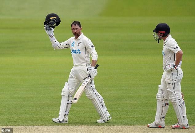 Eng v NZ 1st test