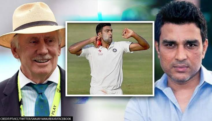 Ian Chappell counters Manjrekar's argument on Ashwin not yet an all-time great