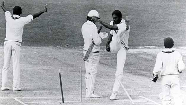 Michael Holding doubts his existence had he stayed in England in his youth