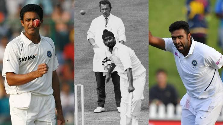 Top 5 Indian wicket-takers against New Zealand in Tests