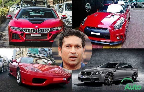 Best luxurious cars of Indian cricket stars