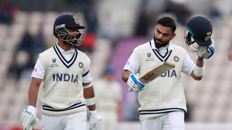 WTC Final: India reach 146/3 on 2nd day of frequent light interruptions