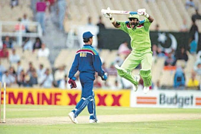 Kiran More relives his duel with Javed Miandad in World cup match v Pakistan in 1992