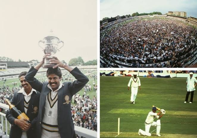 Flashback of India's sensational 1983 World cup win