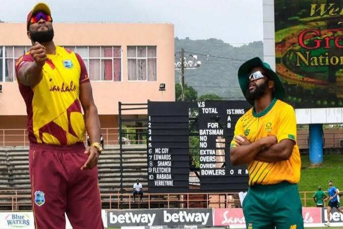 WI v SA T20I: South Africa squares series 1-1