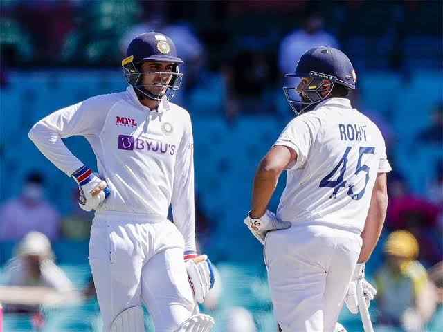 Sachin and VVS advice to Indian openers for WTC final