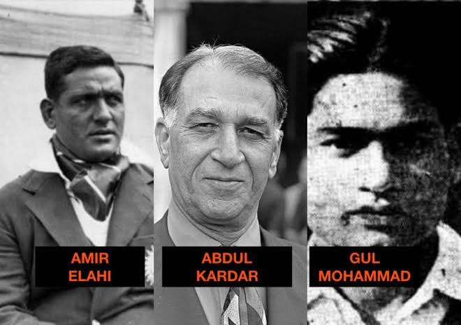 3 cricketers who played for both India and Pakistan