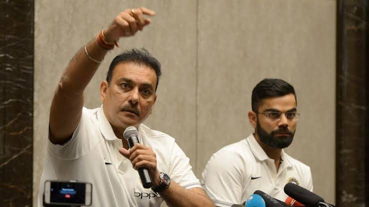 Shastri and Kohli touches on varied topics at their pre-departure press conference