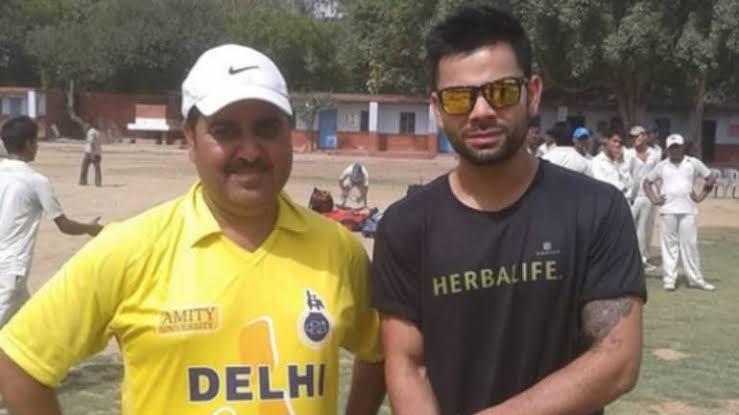 Kohli's childhood coach worried about Kohli's record against Southee