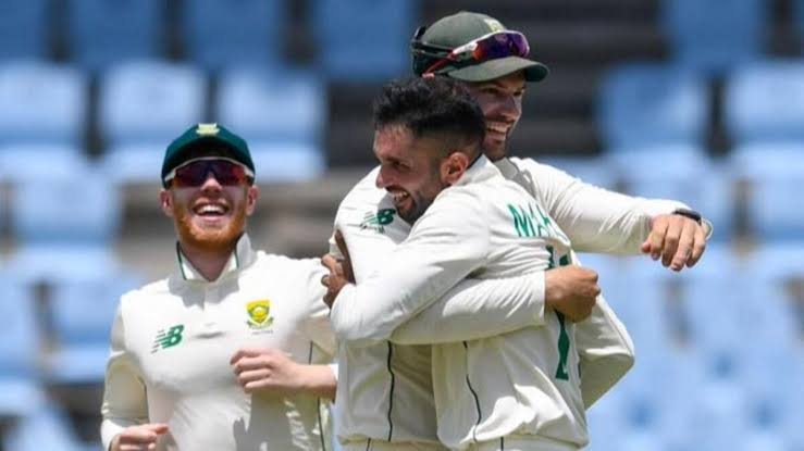 South Africa rout West Indies in 2nd test