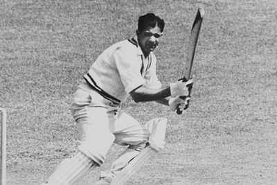 India's famous allrounder Vinoo Mankad inducted into the ICC Hall of Fame