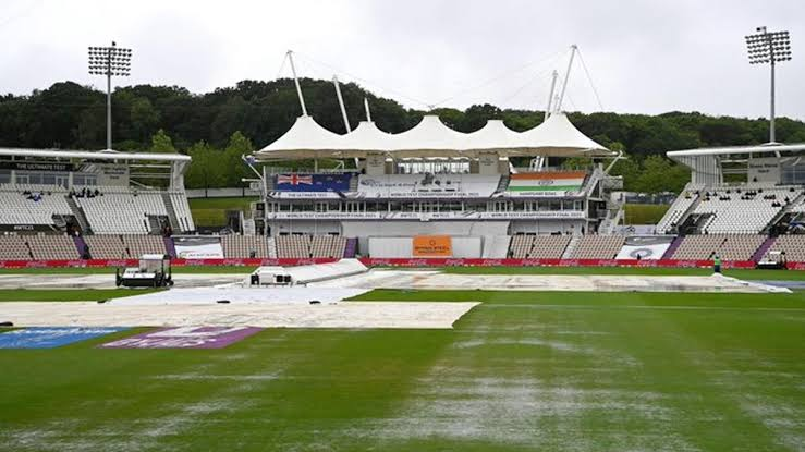 WTC final: 4th-day total washout but full play expected on remaining days