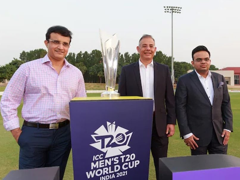 The Men's T20I World Cup to be shifted to UAE: Sourav Ganguly