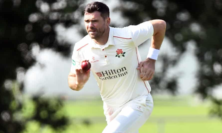 Jimmy Anderson is 39 today Birthday special video posted by fans
