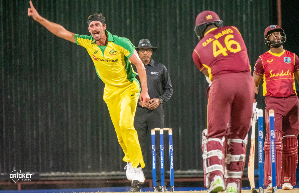 Holder & Pooran takes Windies over the line in a close 2nd ODI v Aus