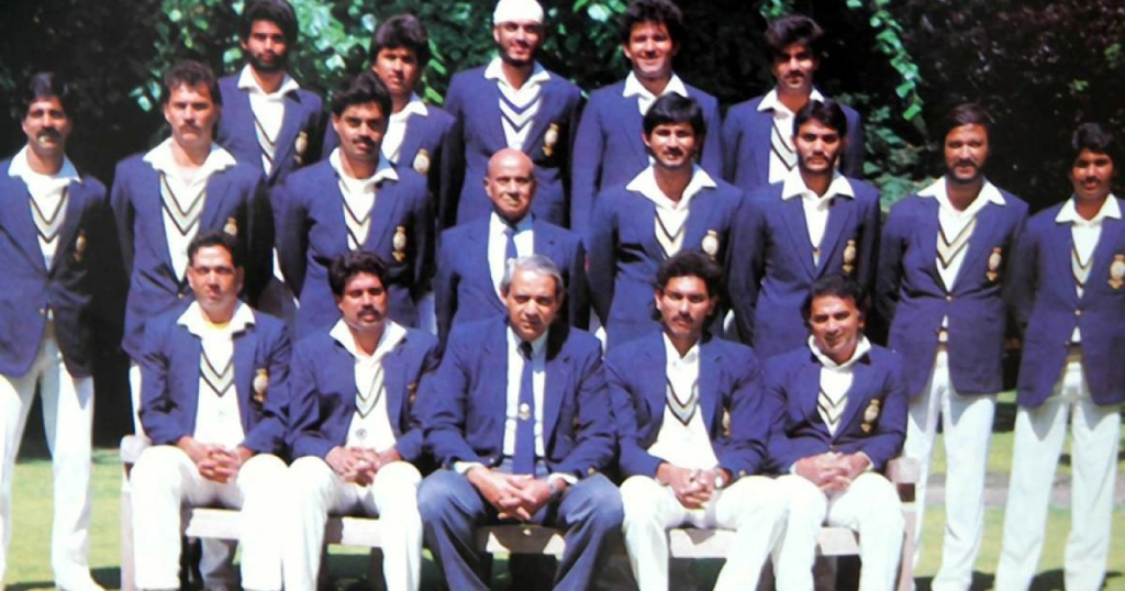 Reflections: India series win in England 1986