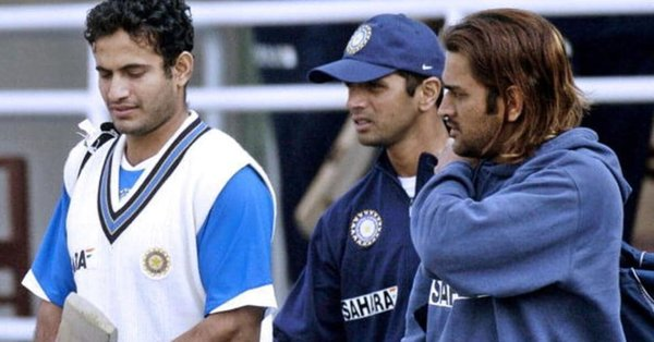 Irfan Pathan reveals the captain's mood after 2007 WC exit