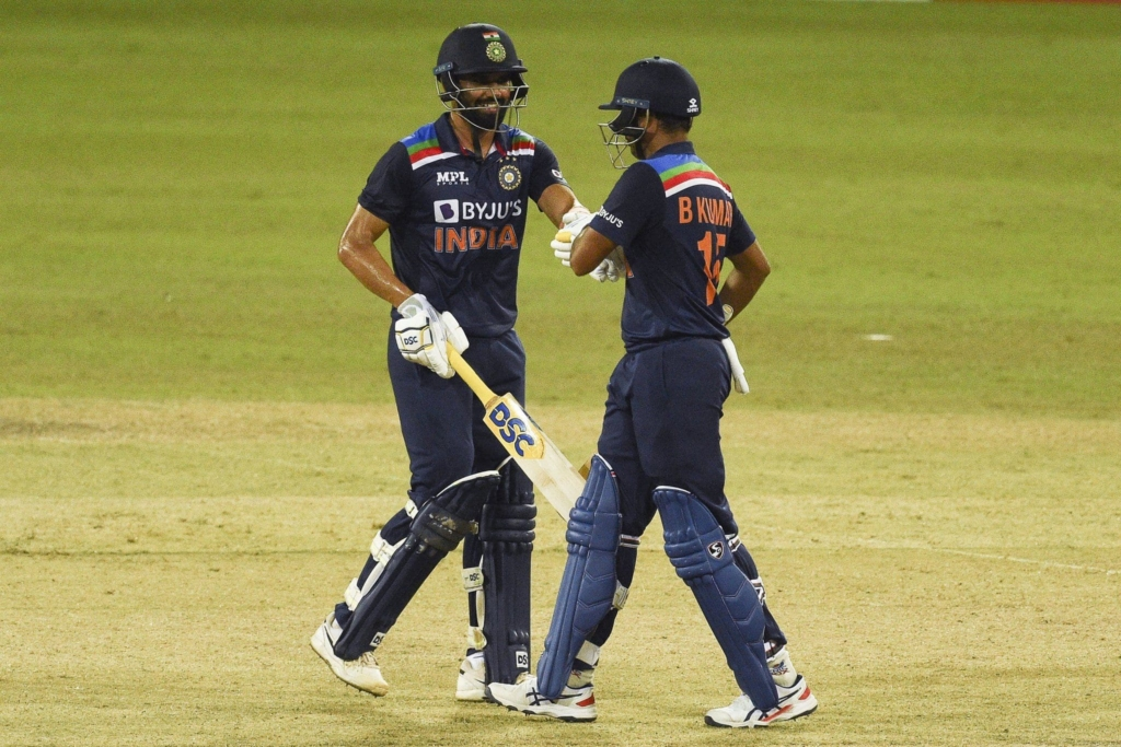 India's predicted XI in 1st T20I