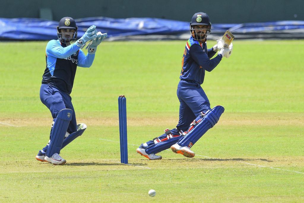Bhuvi XI beats Dhawan XI in intrasquad simulation for Sri Lanka series