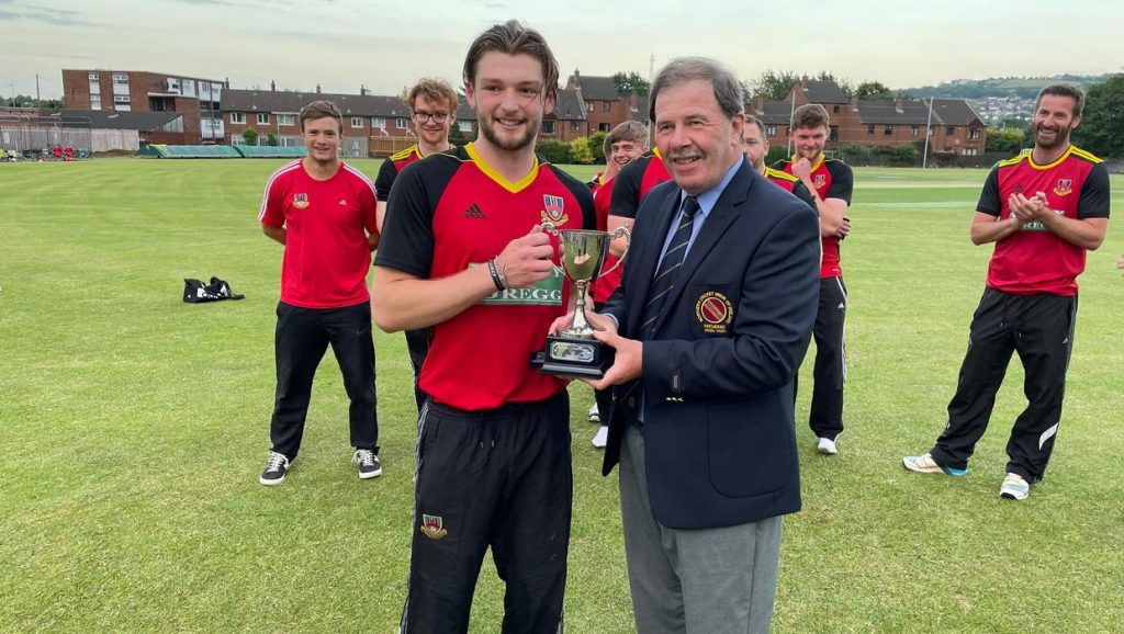 A  Player wins a local T20 match in Ireland with 6 sixes