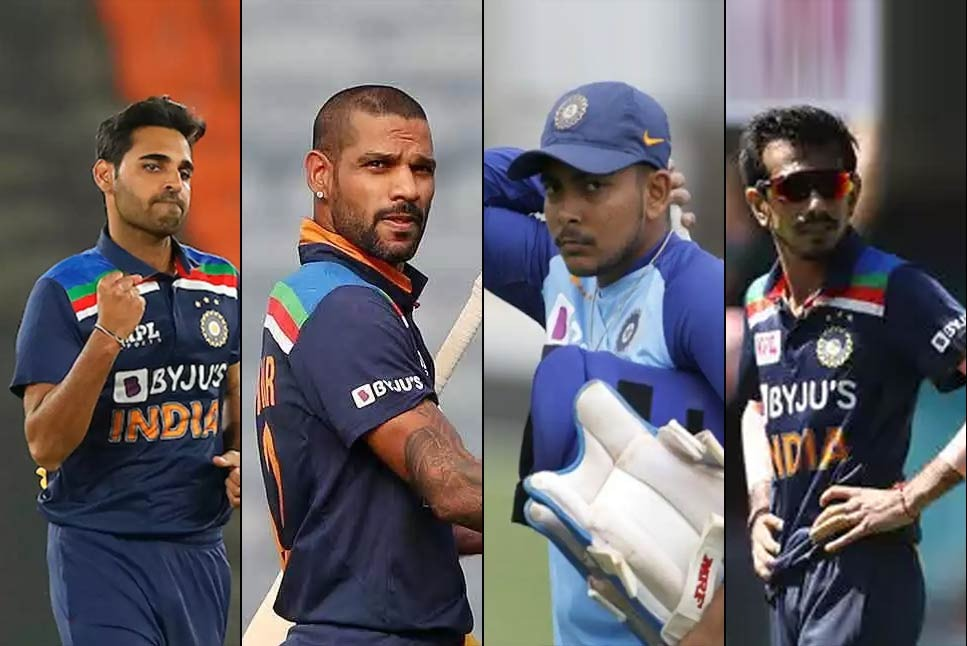 Dhawan doesn't regret giving chance to five debutants in the last ODI
