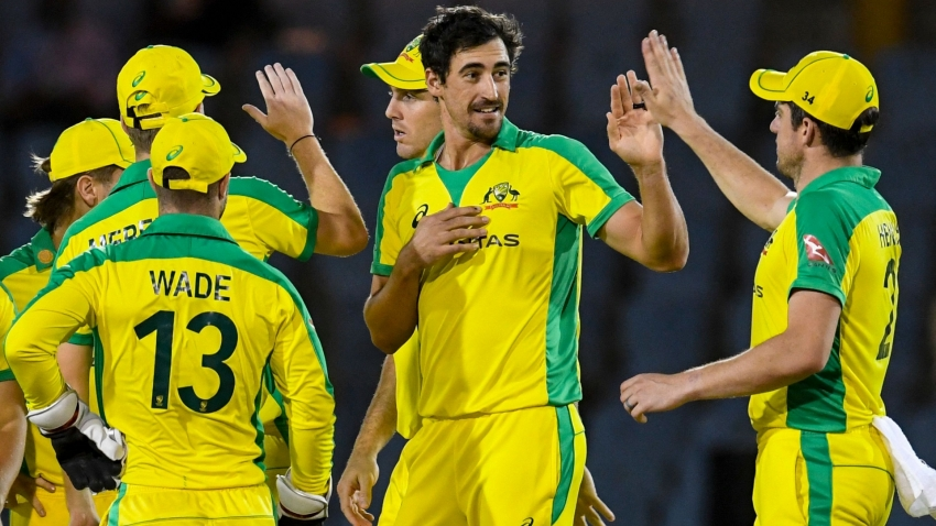 Starc & Hazlewood fires Aussies to an emphatic win over WI in 1st ODI