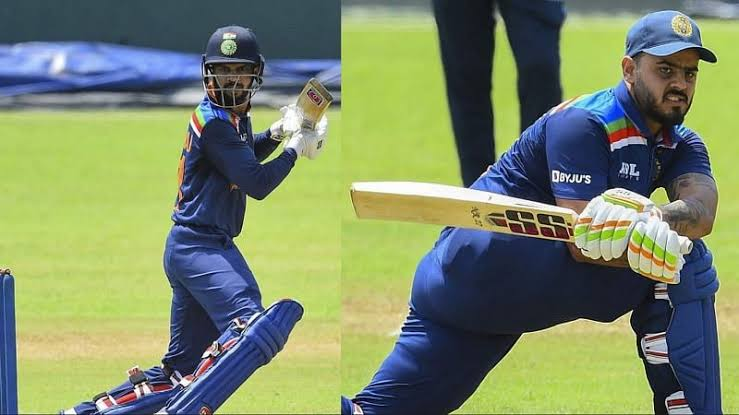 Ind v SL series - Rescheduled due to covid case in Srilanka squad