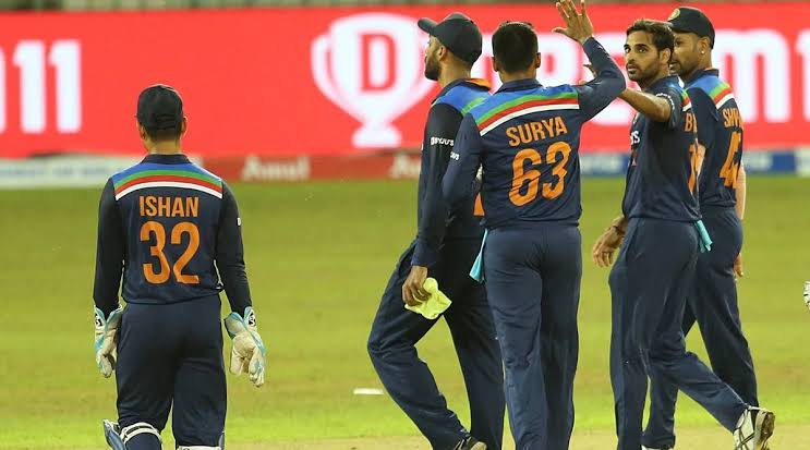 Surya (50) & the bowlers' power India to a 1-0 lead in T20I series