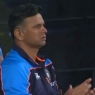 Dravid shows his presence of mind during rain stoppage in 2nd T20I