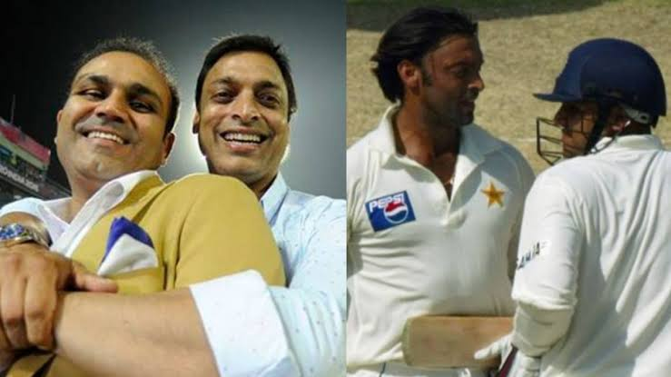 5 memorable trolling moments of Indian players on Pak cricketers