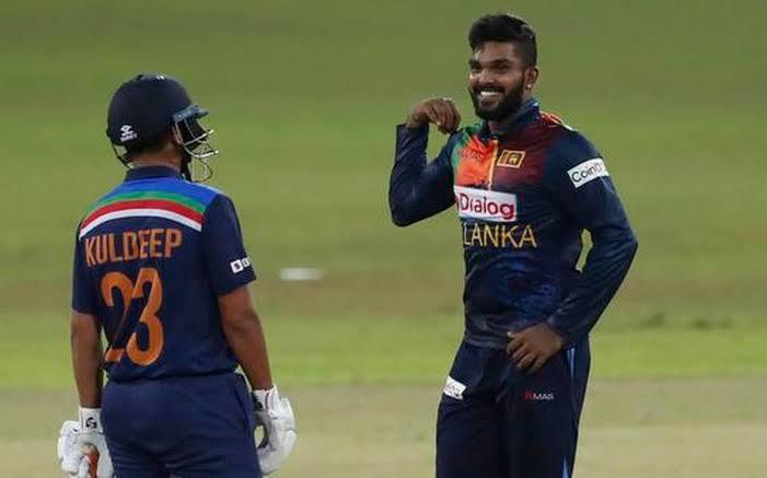 Sri Lanka thrashed India by 7 wkts win T20I series 2-1