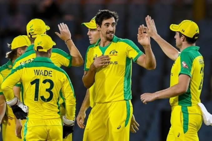 Wade & Agar steers Australia to series win in 3rd ODI v Windies.