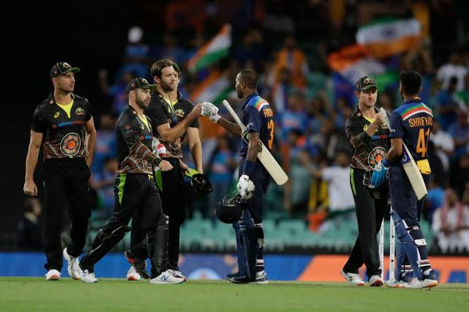 ICC rating of T20 jerseys of the national teams