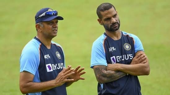 Dravid dismisses talks of too many players handed Indian cap easily