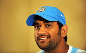 A very Happy Birthday to Captain Cool