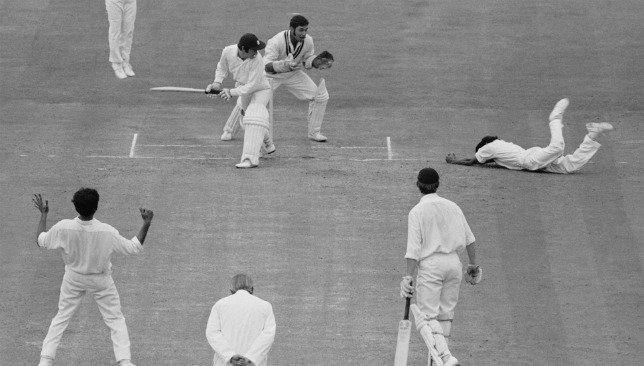 Reflections: India series wins in England- 1971