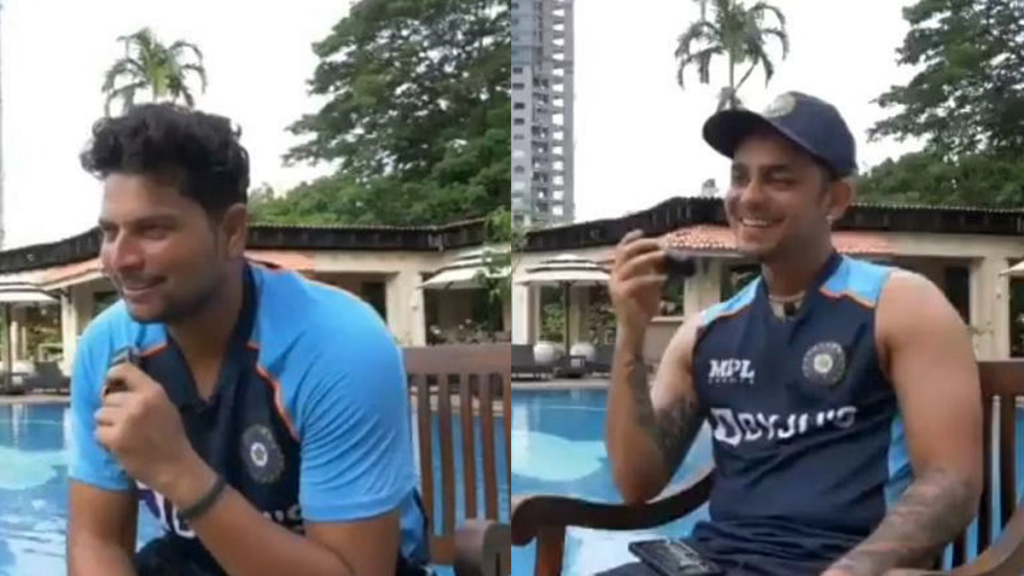 """Team India in Srilanka plays """"wrong answers only"""" session in off-day"""