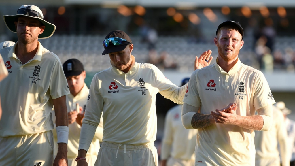 England announces 17 member squad for 1st two tests vs India