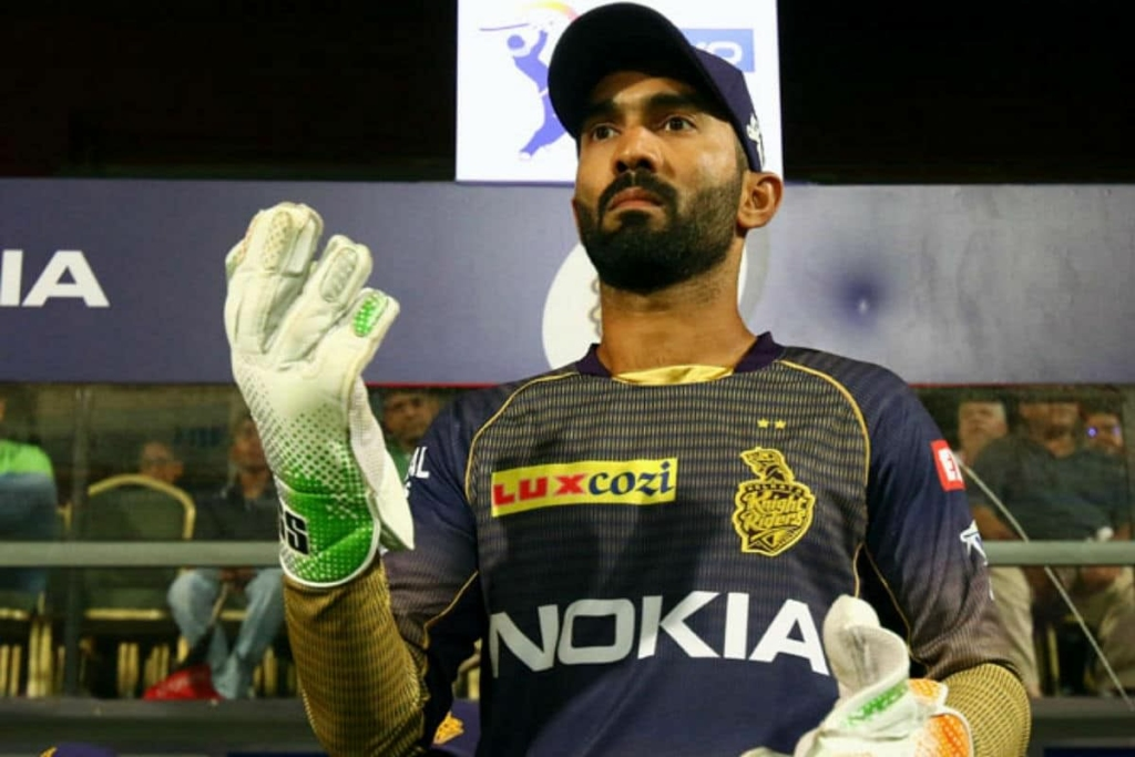 Dinesh Karthik chooses his favourite teams for the T20I World cup