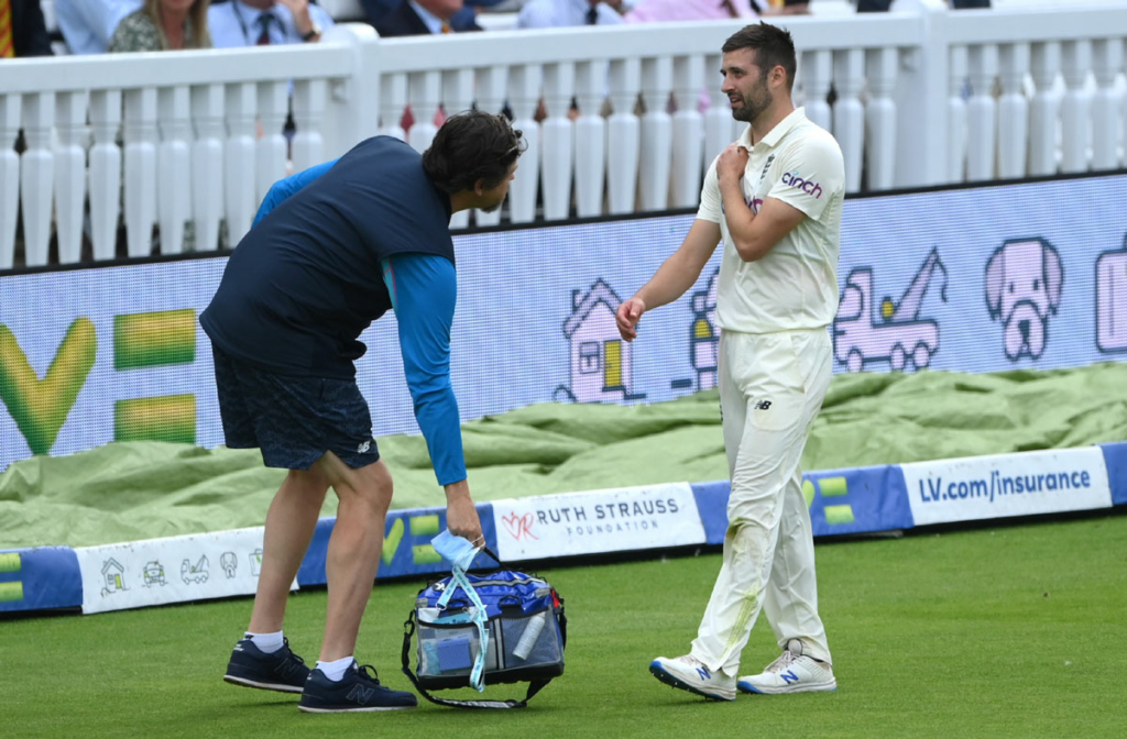 Wood doubtful for 3rd test & Stokes return unlikely in India series