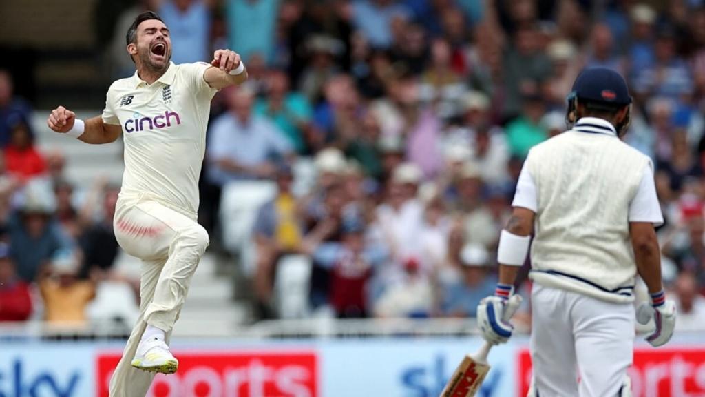 Kohli gets brutally trolled after his golden duck against Anderson
