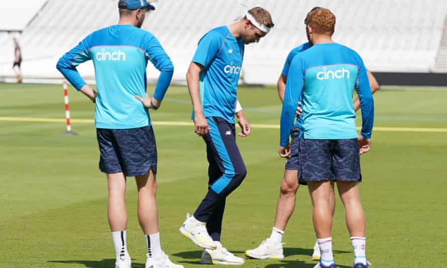 Injury scare for England ahead of 2nd test