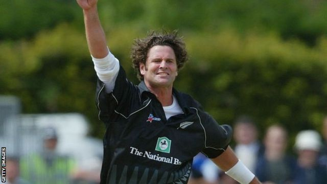Former New Zealand great Chris Cairns is out of life support