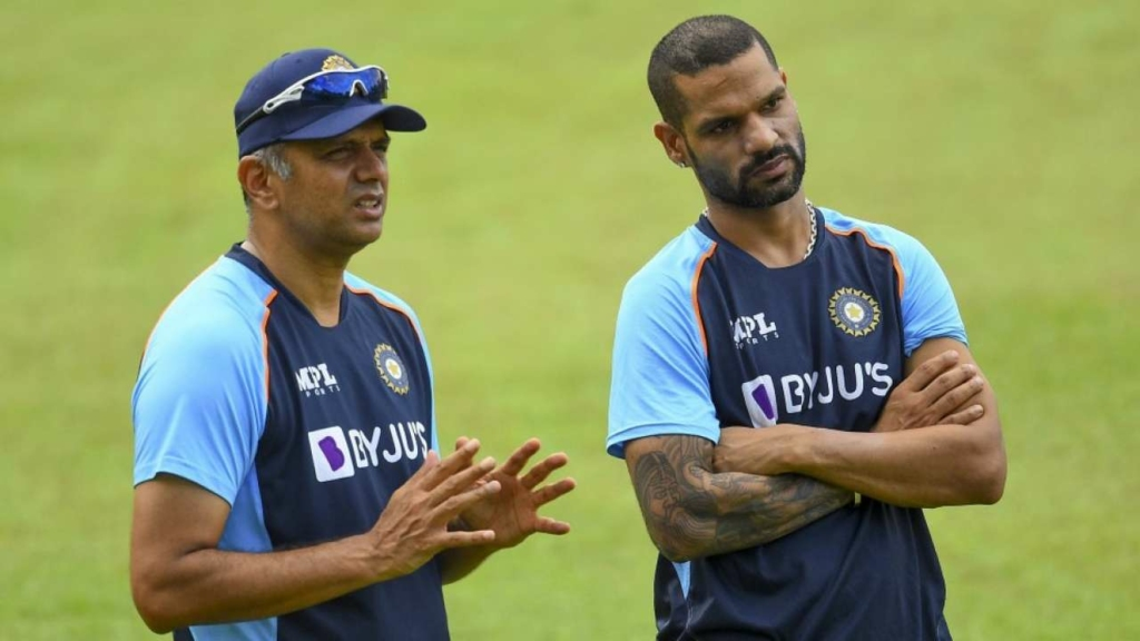 Dravid re-applies for Head of cricket NCA post