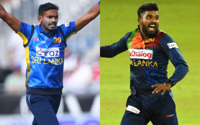 Sri Lanka board surprised at selection of Hasaranga & Chameera for IPL