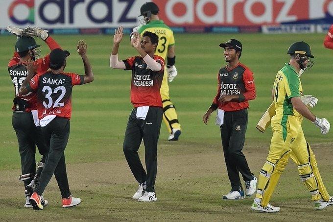 Bangladesh dish out a humiliating 4-1 T20 series loss to Australia